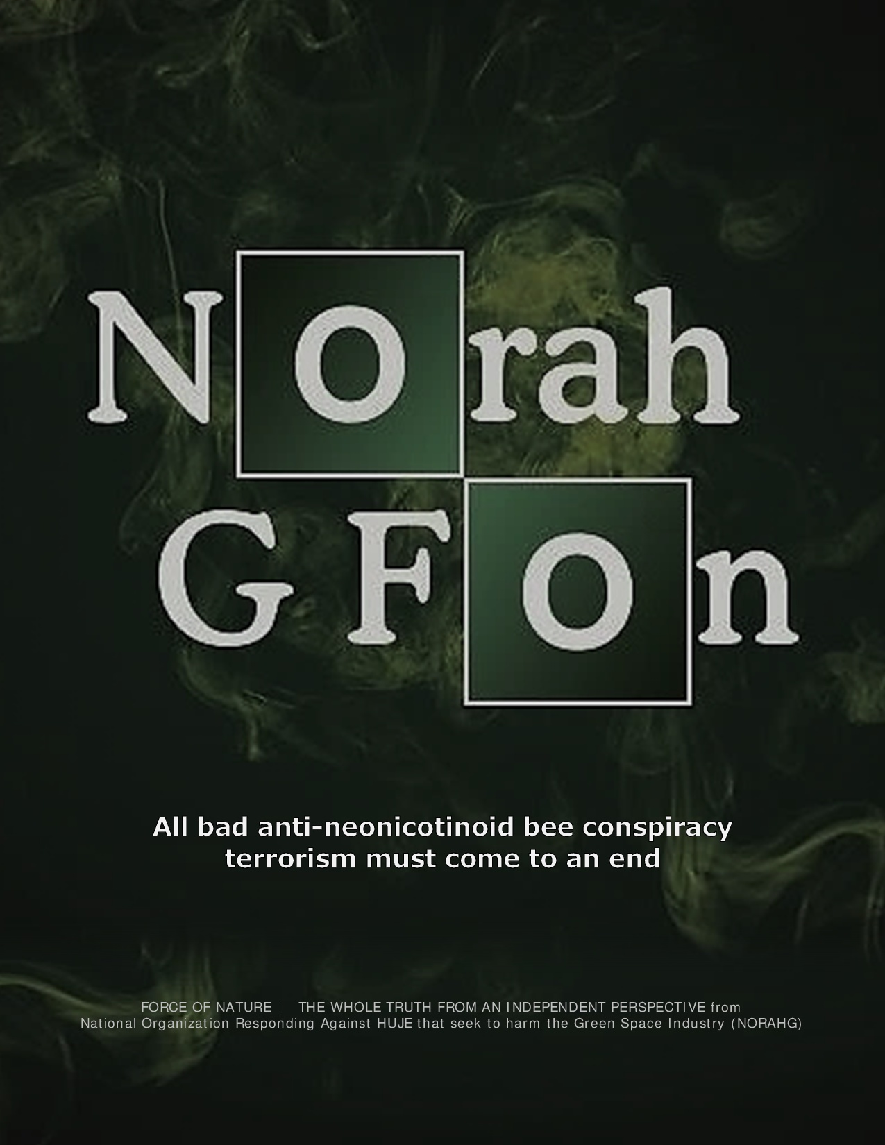 --  Neonicotinoid Insecticides FON NORAHG-0