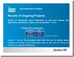 Slide Show -- Bees -- Neonicotinoids In Quebec -- Government Of Quebec -- 2013 08 19 xxxxxxxxxxxx-6