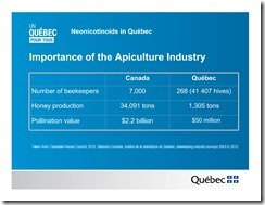 Slide Show -- Bees -- Neonicotinoids In Quebec -- Government Of Quebec -- 2013 08 19 xxxxxxxxxxxx-3